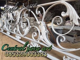 besi tempa klasik,pagar besi tempa,harga besi tempa klasik murah,railing tangga klasik,jual ormaen besi tempa